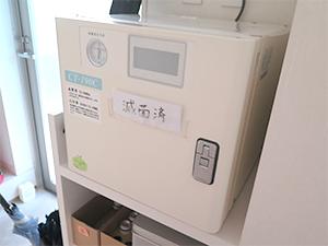 エチレンオキサイドガス滅菌器